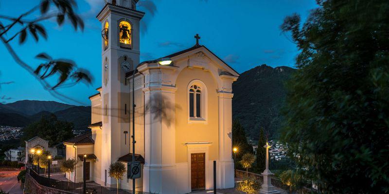 CHURCH OF PORZA