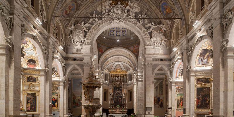 Chiesa Collegiata dei Santi Pietro e Stefano di Bellinzona