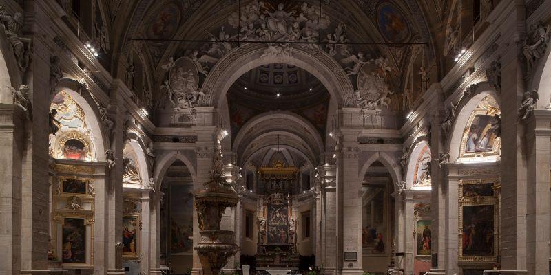 Collegiate Church of Saints Peter and Stephen of Bellinzona