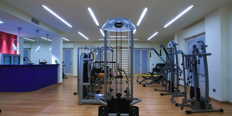 TIME FOR BODY GYM