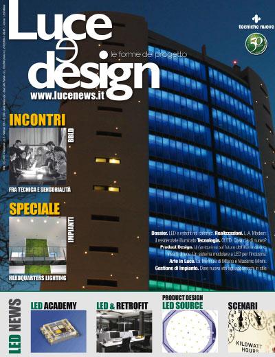 Luce e design
